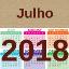 ícone de acesso à semana pedagógica de julho de 2018