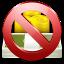 ícone suspensão da arrecadação