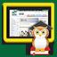 ícone tablet pedagogo