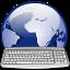 ícone teclados virtuais