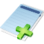 ícone termo de adesão