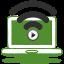 ícone transmissões online