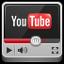 Ícone para assistir no Youtube