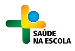 imagem ilustrativa contendo a logo do programa saúde na escola