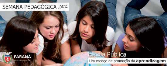semana pedagógica 2012