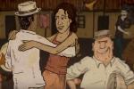 Imagem de acesso às animações