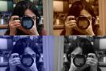 imagem de acesso às fotografias