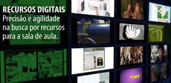 imagem de acesso à escola interativa recursos digitais