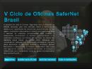 imagem da transmissão da palestra sobre Segurança ética e cidadania na Internet educando para boas escolhas online