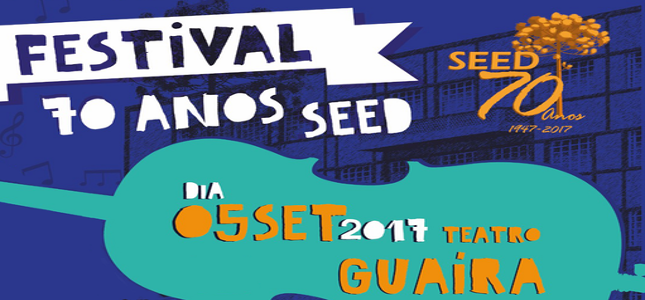 festival seed 70 anos