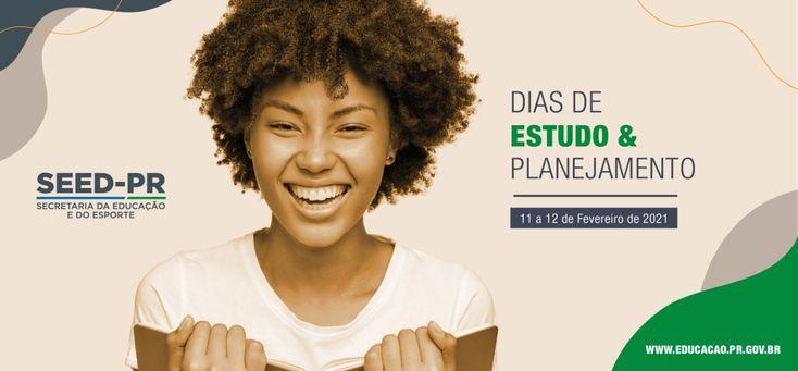 Confira os materiais dos dias de Estudo e Planejamento