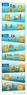 Infográfico que apresenta a definição dos termos individualização, diferenciação e personalização do ensino, criada pelas especialistas e pioneiras na capacitação do uso de tecnologias digitais em sala de aula, Barbara Bray e Kathleen McClashey.