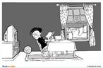 """A overdose de TV está no fato dos pais brasileiros não terem muito tempo ou recursos para dedicar-se aos filhos, sobretudo nas classes baixas, que usam a TV como """"babá eletrônica"""". Poucos avaliam a influência da TV sobre um jovem sem valores sólidos. Se ele vive em um ambiente cultural favorável e dialoga com a família e professores sobre o que assiste, não será tão prejudicado. Para o que vive em comunidades subescolarizadas e violentas e não tem a quem pedir esclarecimentos, a incorporação do confuso mundo veiculado pela TV é catastrófica."""