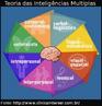 Inteligências múltiplas é uma teoria desenvolvida a partir dos anos 80 por uma equipe de pesquisadores da universidade de Harvard, liderada pelo psicólogo Howard Gardner, que identificou sete tipos de inteligência.  Esta teoria proporcionou grande impacto na educação no início dos anos 90. Frente à insatisfação com a ideia de QI e com visões unitárias de inteligência, que focalizam, sobretudo, as habilidades importantes para o sucesso escolar, Gardner questiona a visão predominante de inteligência centrada em habilidades lingüísticas e lógico-matemáticas e procura redefinir a inteligência à luz das origens biológicas da habilidade para resolver problemas.