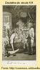 """Humilhante disciplina no 19 Século. De Schlez, Johann Ferdinand - Munique, 1803. Tradução da legenda em francês: """"Boas risadas com isso!"""""""