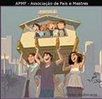 Ilustração contendo os integrantes da Associação de Pais e Mestres.