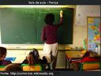 "Foto de ""ciclo-classe 3"", equivalente a na escola Antony."