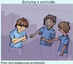 Uma das causas da violência entre alunos na escola - seja simbólica, psicológica ou física - é o fenômeno bullying. Ao contrário deste comportamento normal para a faixa etária escolar, o bullying caracteriza-se por atitudes agressivas, intencionais e repetidas praticadas sem motivação e geralmente de forma velada.