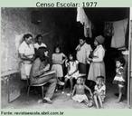 """""""Em 1977, quando ocorreu o primeiro censo escolar do município de São Paulo (foto), os professores coletavam os dados de casa em casa. Hoje, as escolas reúnem as informações de matrículas e as enviam ao Ministério da Educação (MEC) pelo site. """"  Foto: Carlos Namba"""