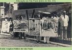 Cartazes humorísticos sobre a Segunda Guerra Mundial, feitos pelos estudantes da região de São Carlos, em 1942 .