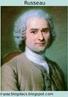 Jean Jacques Rousseau (1712-1778) filósofo, teórico político e escritor suíço, defende a ideia de que o ser humano nasce bom, porém a sociedade o conduz à degeneração.