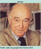 """Jerome Seymour Bruner (Nova Iorque, 1915) é um psicólogo estadunidense. Graduou-se na Universidade de Duke, Durham (Carolina do Norte), em 1937 e posteriormente em Harvard, Cambridge (Massachusetts), em 1941, obteve o título de doutor em Psicologia e tem sido chamado o pai da Psicologia Cognitiva, pois desafiou o behaviorismo.  Bruner acredita que a aprendizagem é um processo que ocorre internamente e não como um produto do ambiente, das pessoas ou de fatores externos àquele que aprende. A teoria de Bruner privilegia a curiosidade do aluno e o papel do professor como instigador dessa curiosidade, daí ser chamada de teoria da descoberta. O método de Bruner prevê estruturação das matérias de ensino, sequência de apresentação dessas matérias, motivação e reforço. Difere de Piaget em relação à linguagem. Para ele, o pensamento da criança evolui com a linguagem e dela depende. Para Piaget, o desenvolvimento da linguagem acontece paralelamente ao do pensamento, caminha em paralelo com a lógica. Seu livro """"Uma nova teoria da aprendizagem"""", com tradução para o português, foi lançado em 1966."""