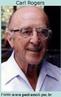 Carl Rogers (1902-1987), psicólogo americano,  é considerado um representante da psicologia humanista e da corrente humanista em educação. Propõe a sensibilização, a afetividade e a motivação como fatores atuantes na construção do conhecimento.