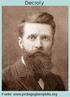 """Jean-Ovide Decroly, Médico Belga, (1871- 1932) foi diretor da Escola """"École d'Ermitage"""" (1907), cujo o ensino era direcionado aos meninos considerados de infância irregular, e que se tornou famosa como exemplo da Escola Nova. Ali aplicou ao ensino de crianças normais as conclusões extraídas da educação de excepcionais (Montessori). Baseado em suas contrariedades durante sua educação em sua infância (era considerado indisciplinado), seu método se destaca ao conciliar medidas psicológicas e educativas na prática educacional com as crianças. A educação era centrada no aluno, ou seja, buscava a possibilidade de o aluno conduzir o próprio aprendizado e, assim, aprender a aprender. Alguns de seus pensamentos estão bem vivos nas salas de aula e coincidem com propostas pedagógicas difundidas atualmente. É o caso da idéia de globalização de conhecimentos – que inclui o chamado método global de alfabetização – e dos centros de interesse. O princípio de globalização de Decroly se baseia na ideia de que as crianças apreendem o mundo com base em uma visão do todo, que posteriormente pode se organizar em partes, ou seja, que vai do caos à ordem."""