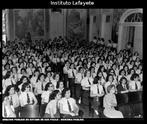 Fotos do Instituto Lafayete, data: 27/10/1951