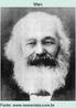 Foto de Karl Marx, criador termo materialismo dialético.